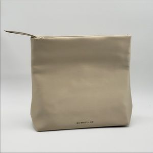 Burberry cosmetics bag pouch